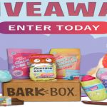 The Bark Box Giveaway!