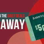 BookRiot's Barnes and Noble Gift Card Giveaway