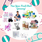 Bump Club & Beyond New Year, Fresh Start Giveaway