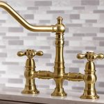 Brushed Brass Faucet Giveaway