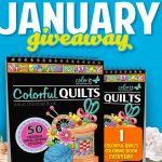 ColorIt's January Giveaway