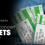 Win Concert Tickets For a Year Sweepstakes