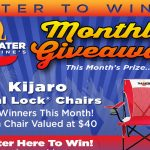 Tailgater Magazine's January Giveaway