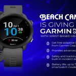 Beach Camera Garmin Sport Watch Giveaway