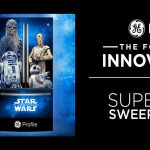 "The GE Appliances ""The Force of Innovation Superfan Sweepstakes"""