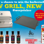 New Grill, New You Sweepstakes