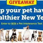 1-800-PetMeds A Healthy New Year Sweepstakes