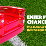 The Heluva Good! Best Seat in the House Sweepstakes (Select States)