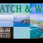 Irish to the Core 2020 Instant Win Game