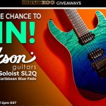 Music Zoo Jackson Guitar Giveaway