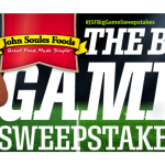 John Soules Food The Big Game Sweepstakes