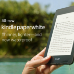 Kindle Paperwhite and Book Bundle Giveaway