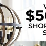 $500 LAMPS PLUS Ratings Sweepstakes