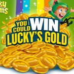 Win Lucky's Gold Sweepstakes and Instant Win Game