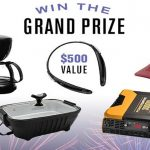 RoadPro New You Resolution Sweepstakes