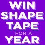 ": The Tarte ""Win Shape Tape for a Year"" Sweepstakes"