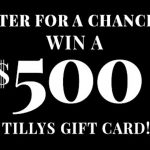 Tilly's Shopping Spree Sweepstakes