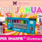 Super Sharpie Giveaway