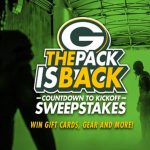 The 2020 Countdown to Kickoff Sweepstakes