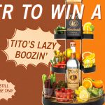 Tito's Handmade Vodka Team Spirit Sweepstakes
