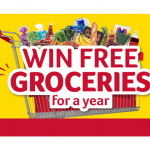 Winn Dixie Groceries For A Year Sweepstakes (Mail-In/Select States)