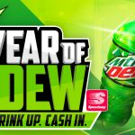 MTN DEW Drink Up. Cash In. Sweepstakes