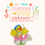 Annalee Countdown to Spring Giveaway 2020