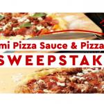 Pomi Pizza Sauce Sweepstakes
