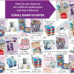 The Fun February Daily Sweepstakes