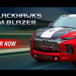 The Chevy Blackhawks Themed Blazer Giveaway