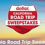 """The """"California Road Trip"""" Sweepstakes"""
