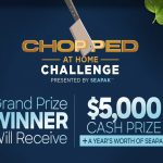 FoodNetwork Chopped at Home Challenge Competition