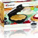 Heart Shaped Waffle Maker Giveaway