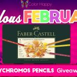 Polychromos Colored Pencils Giveaway