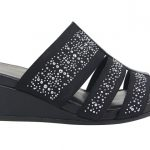 Esmine Stretch Wedge Sandal Giveaway