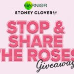 Garnier Stop & Share the Roses Giveaway and Instant Win Game