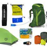 2020 Ultimate Thru-Hiking Kit Giveaway
