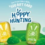 The Tic Tac Hoppy Hunting Sweepstakes and Instant Win Game