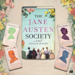 The Jane Austen Society Advance Reader Sweepstakes