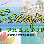 Escape to Paradise Sweepstakes