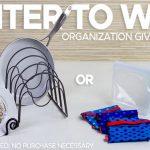 Kitchen Organization Giveaway