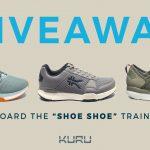 KURU Footwear GIVEAWAY