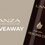 L'ANZA Hair Products Giveaway (Instagram)