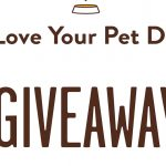 Love Your Pet Day Giveaway