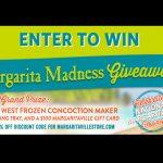 Margarita Madness Giveaway