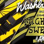 Washburn Signed Michael Sweet Giveaway