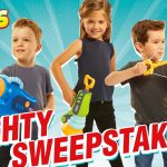 The Little Tikes Mighty Blasters Mighty Sweepstakes