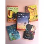 Marisa de los Santos Library Sweepstakes