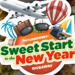 Nature Sweet - Sweet Start to the New Year Giveaway