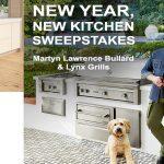 Martyn Lawrence Bullard Lynx Grills Giveaway